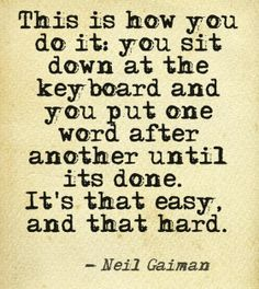 Neil Gaiman - One Word After Another